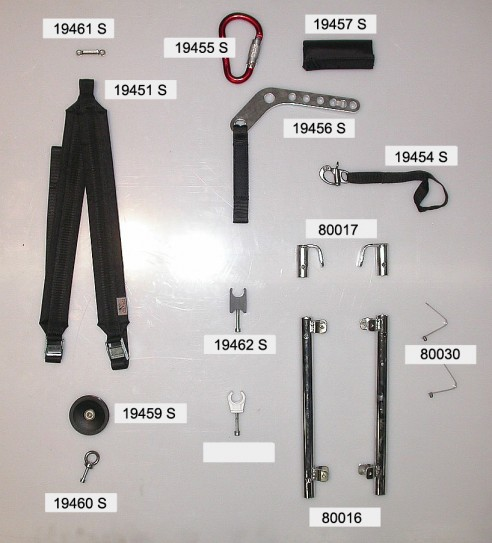 Pilot Suspension Parts
