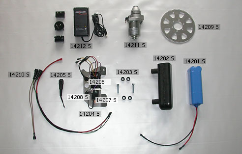 Simonini Electric Start Parts